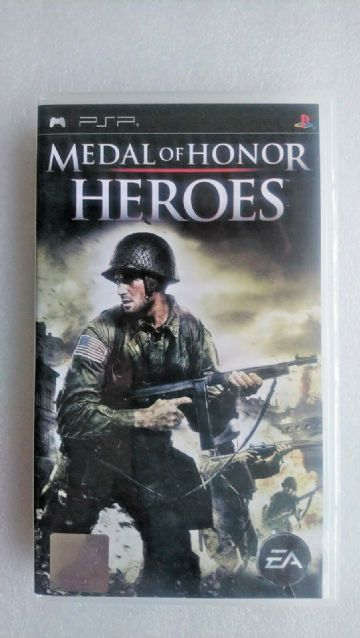 Medal of Honor: Heroes (Sony PSP, 2006)